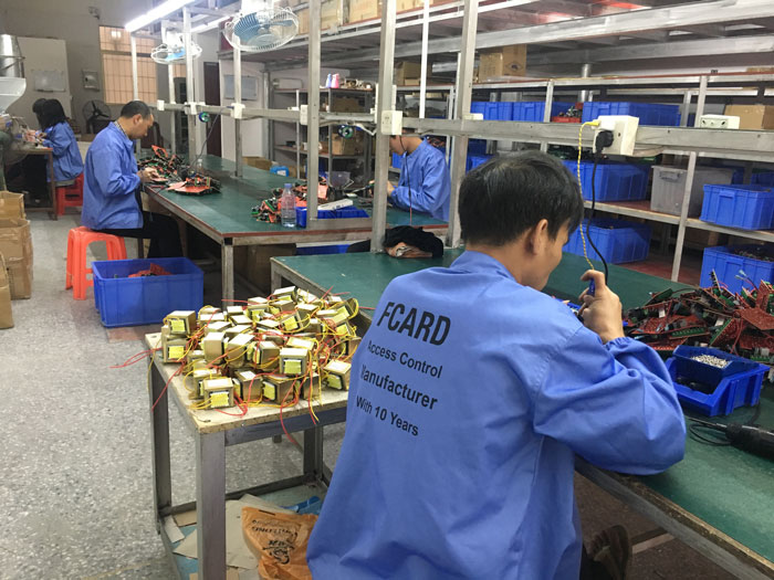 Access Power Supply Factory Photoes